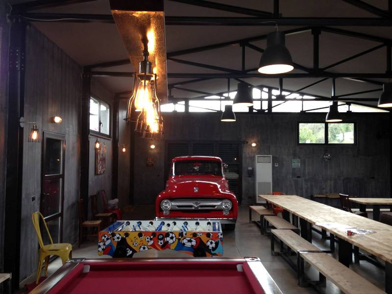 Feste di compleanno bullons garage roma for Progetti di loft di stoccaggio garage
